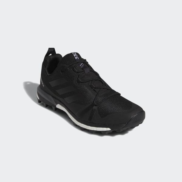 nuevo estilo venta usa online estilo clásico de 2019 adidas Terrex Skychaser LT Hiking Shoes - Black | adidas UK