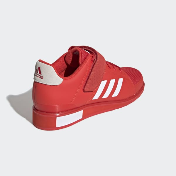Chaussure Power Perfect 3 Rouge adidas | adidas France