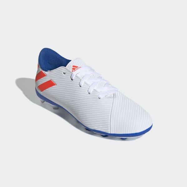 Calzado De Fútbol Para Pasto Natural Nemeziz Messi 19.4 Fxg J