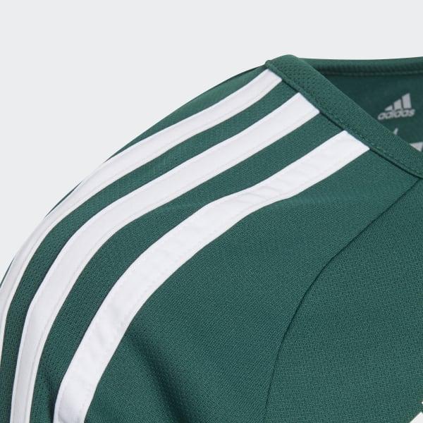 adidas Playera Mexico Home 2018 - Verde  1f80a0ba3384b