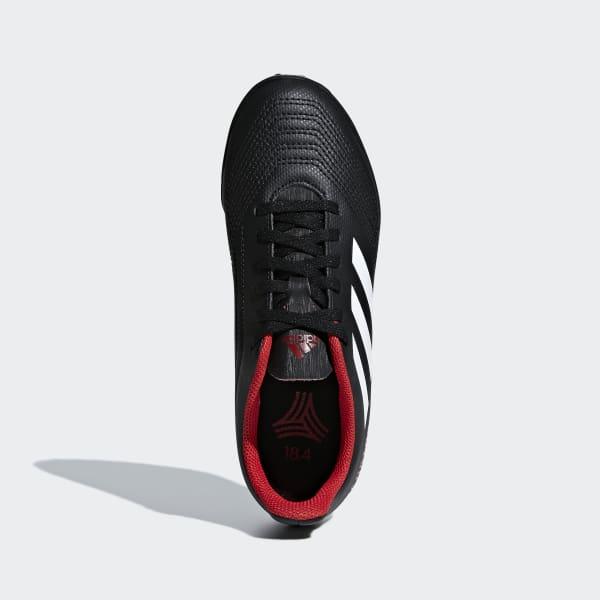 adidas Calzado de fútbol Predator Tango 18.4 Césped Artificial Niño - Negro   74d9585d933c9