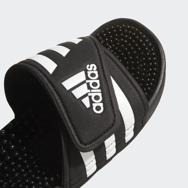 sports shoes 712e9 3facc adidas Adissage Slides - Black  adidas US