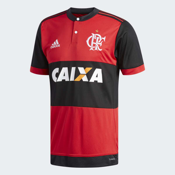 adidas CR Flamengo Home Jersey - Black  9efc54a9a