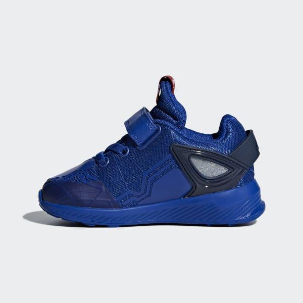 66a1877cff1b6e adidas RapidaRun Spider-Man Shoes - Blue