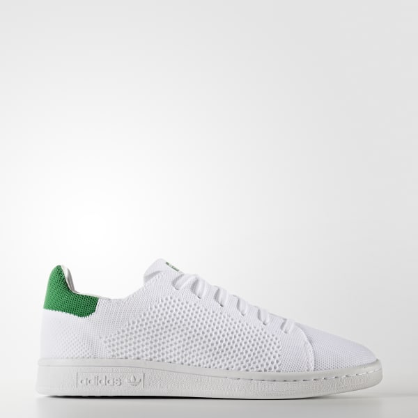 b32cd1bb7417 adidas Stan Smith Primeknit Shoes - White