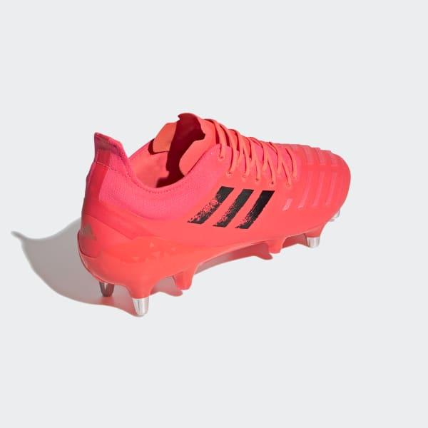 adidas Predator XP Soft Ground Boots Ροζ | adidas Ελλάδα