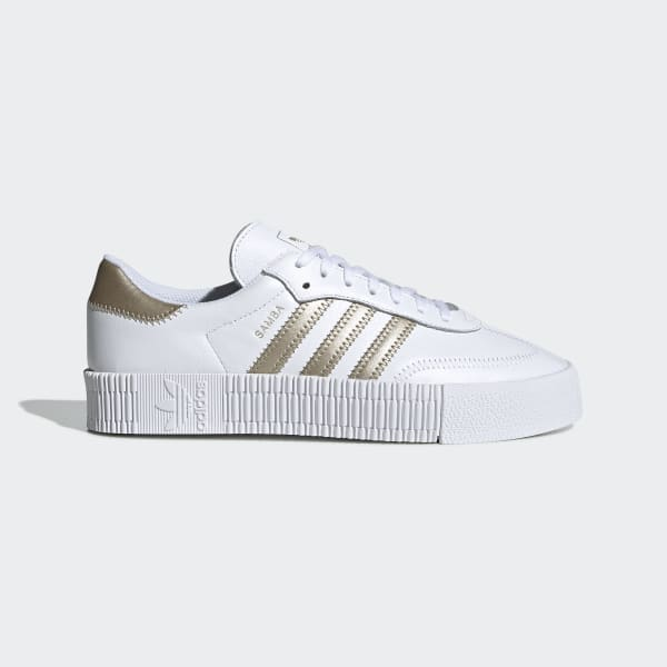 adidas SAMBAROSE Shoes - White   adidas