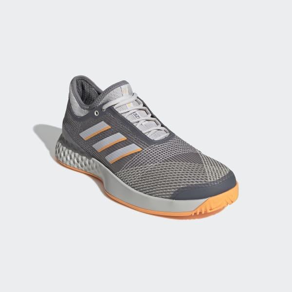 fumar Agente reservorio  adidas Adizero Ubersonic 3 Shoes - Grey | adidas US