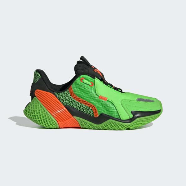 lime green adidas