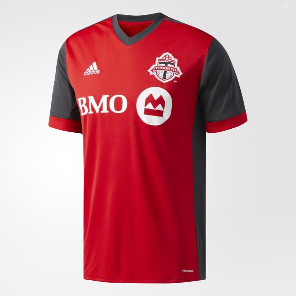 info for 605f2 2b93e adidas Toronto FC Home Jersey - Red | adidas US