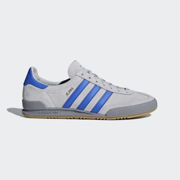 adidas Jeans Shoes Grey | adidas UK