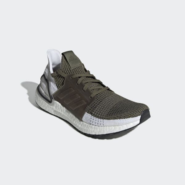 Adidas Ultraboost 19 Shoes Green Adidas Canada