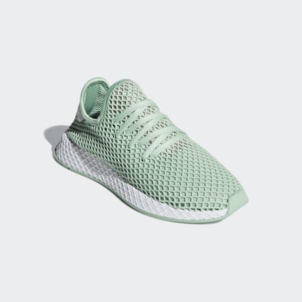 High grade Adidas Originals Deerupt W Ash GreenAsh Green