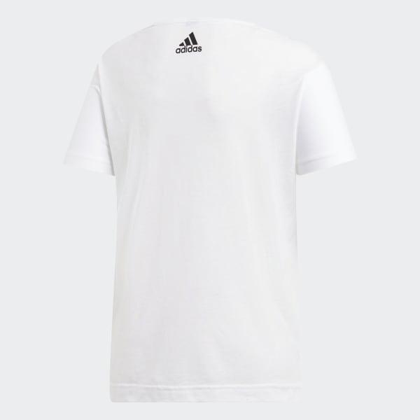 Camiseta ID Boxy Graphic