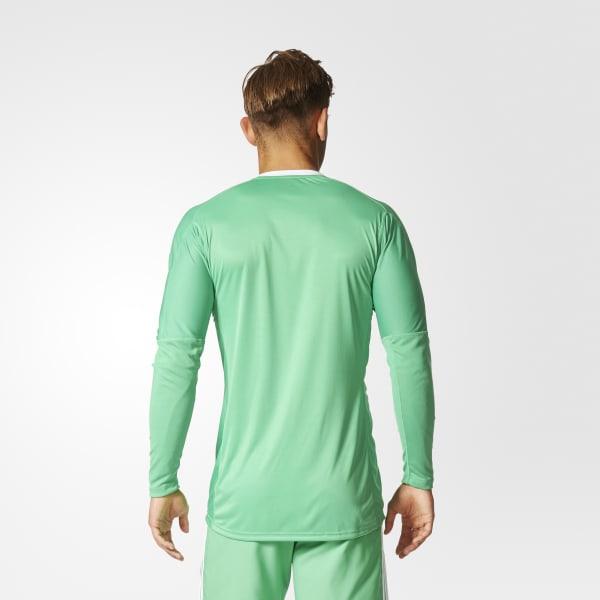 66235bcbe32b adidas Revigo 17 Goalkeeper Jersey - Green | adidas US