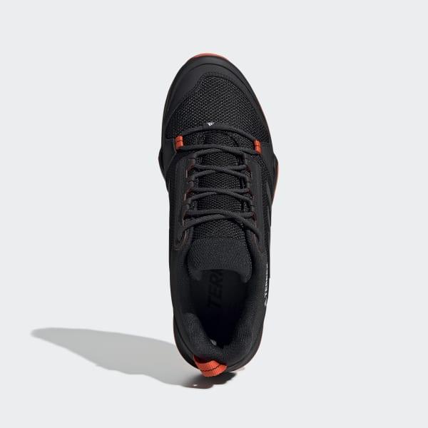 Adidas Terrex AX3 EG6178 Men/'s Orange Noir Trekking Chaussures De Randonnée