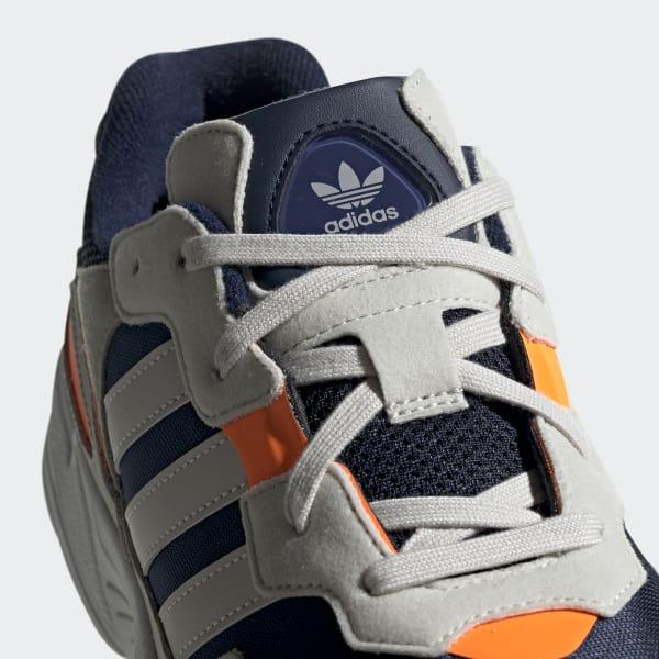 excusa Accesorios Si  adidas Yung-96 Shoes - Blue | adidas US
