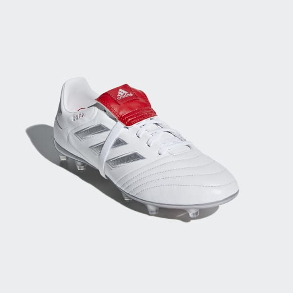 7fd103f0147b adidas Copa Gloro 17.2 Firm Ground Boots - White | adidas UK