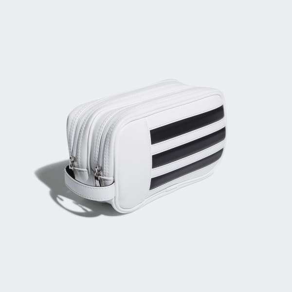 Two-Zip Tour Pouch