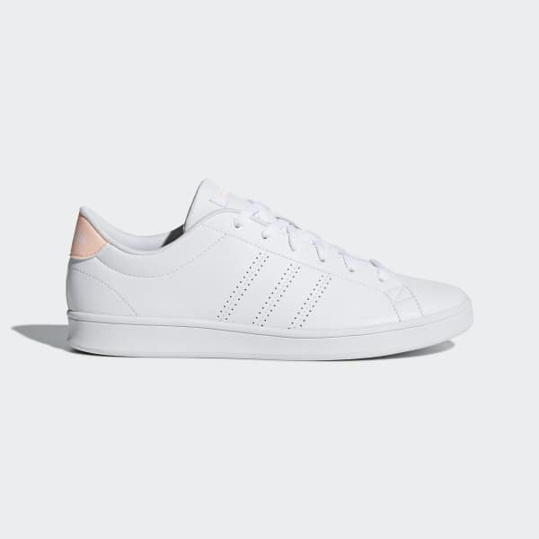 adidas Advantage Clean QT Schuh weiß | adidas Austria