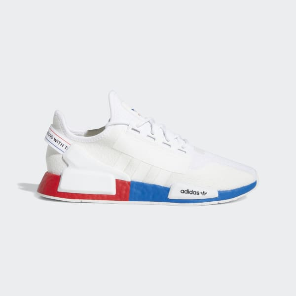 adidas nmd r1 shoes cloud white
