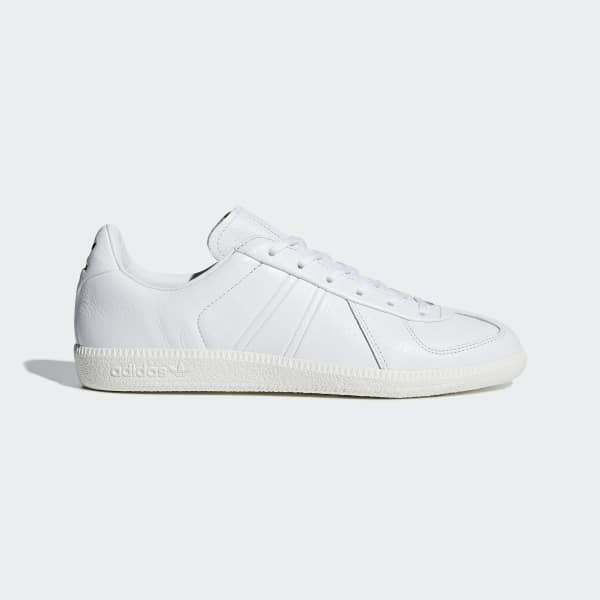 new concept c3d10 e636c adidas Oyster Holdings BW Army Shoes - White  adidas US