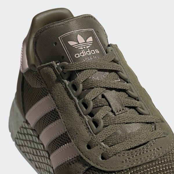 adidas Marathon Tech Shoes - Green