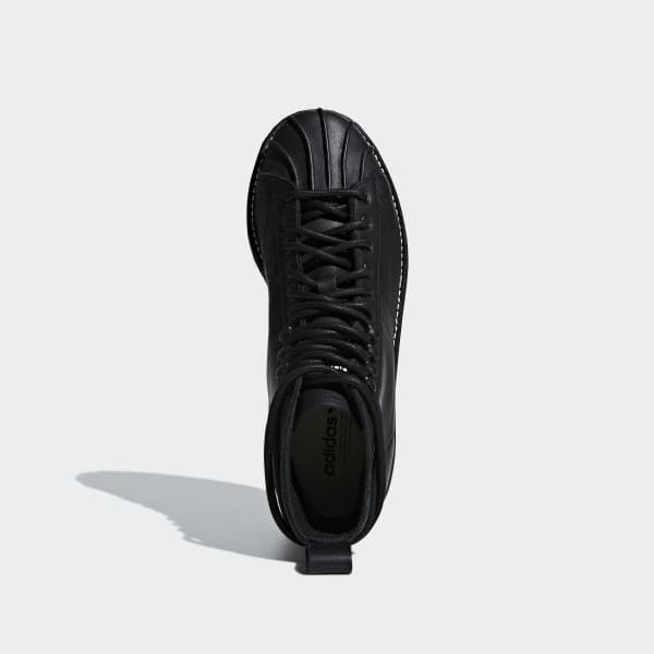 new product b6235 dad84 adidas Superstar Luxe Boots - Black  adidas UK