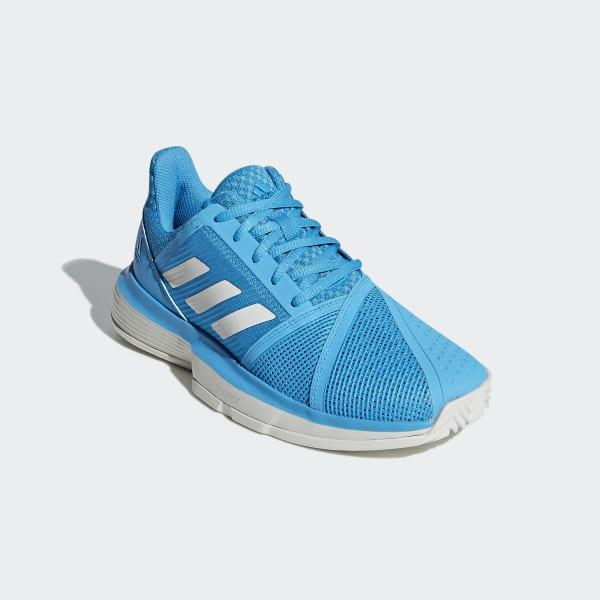 adidas CourtJam Bounce Clay Shoes Niebieski | adidas Poland