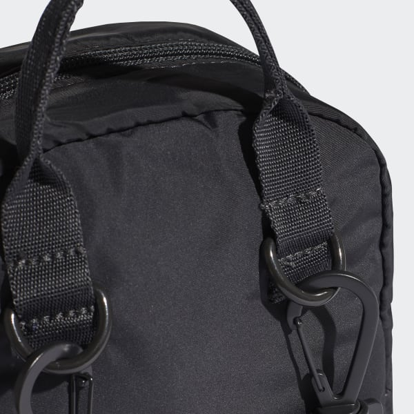 b51b33f49f adidas Mini Classic Backpack - Grey