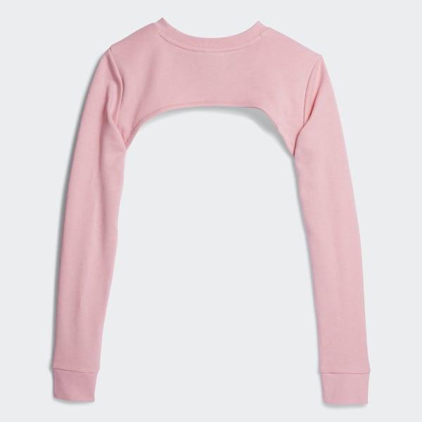 fe90d53af adidas Shrug Sweater - Pink