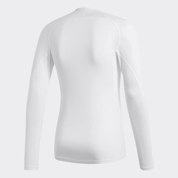 T shirt Alphaskin Sport Blanc adidas   adidas France