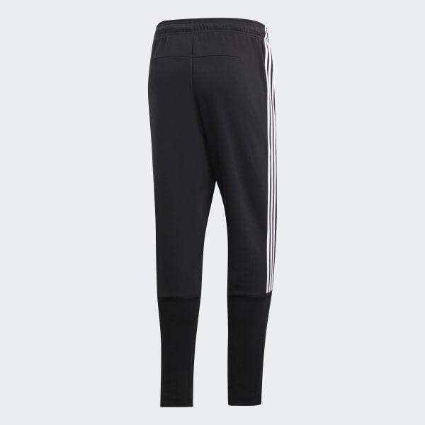 Calça Adidas Must Haves 3 Stripes Tiro Masculina Preto