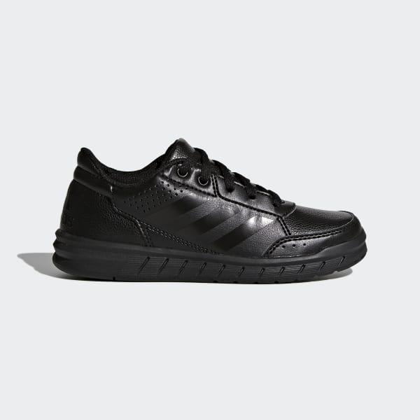 zapatillas adidas niños negras