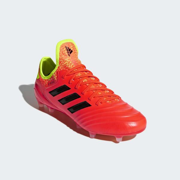 plato tabaco contar  adidas Copa 18.1 Firm Ground Boots - Orange   adidas Malaysia