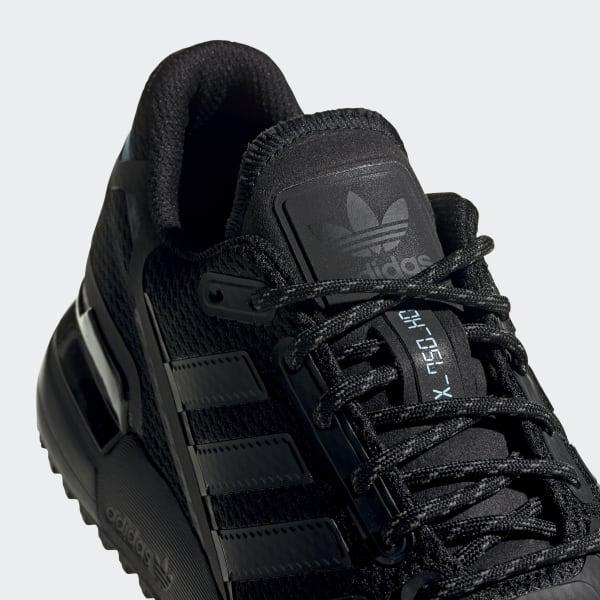 adidas ZX 750 HD Shoes - Black   adidas UK