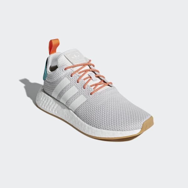2bb51d8c3ff823 adidas NMD R2 Summer Shoes - White