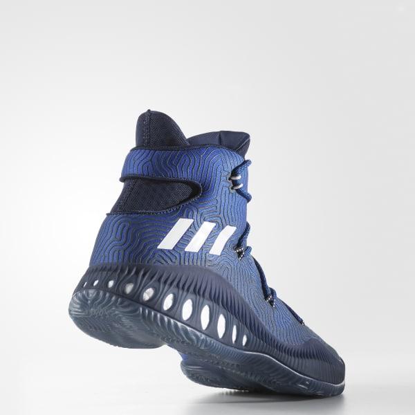 the best attitude 8061e 067ba adidas Crazy Explosive Shoes - Blue   adidas US