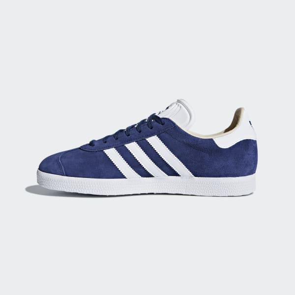 finest selection 00aa4 5555b adidas Tenis Gazelle - NOBLE INDIGO S18   adidas Mexico