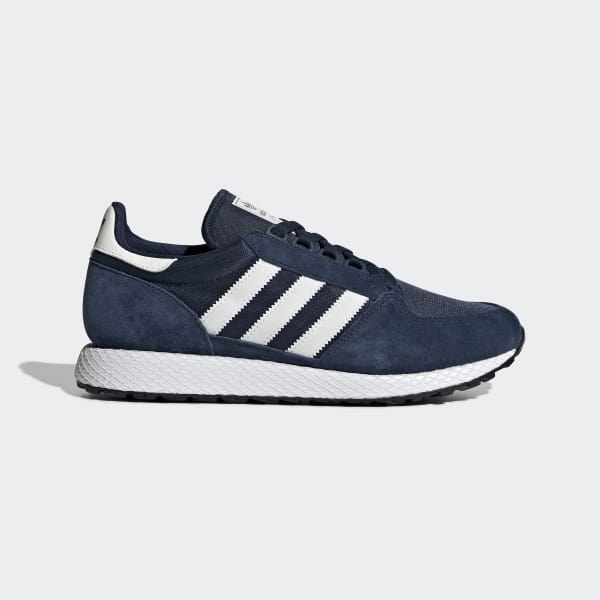 adidas Forest Grove Shoes - Blue