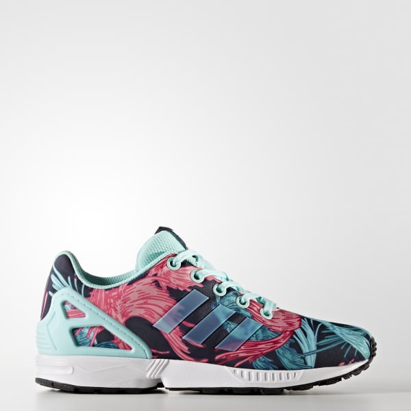 bb94f5c4b25c0 adidas ZX Flux Shoes - Multicolor