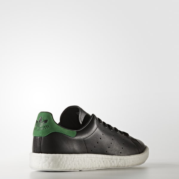 adidas Stan Smith Boost Shoes - Black  ce22d54776