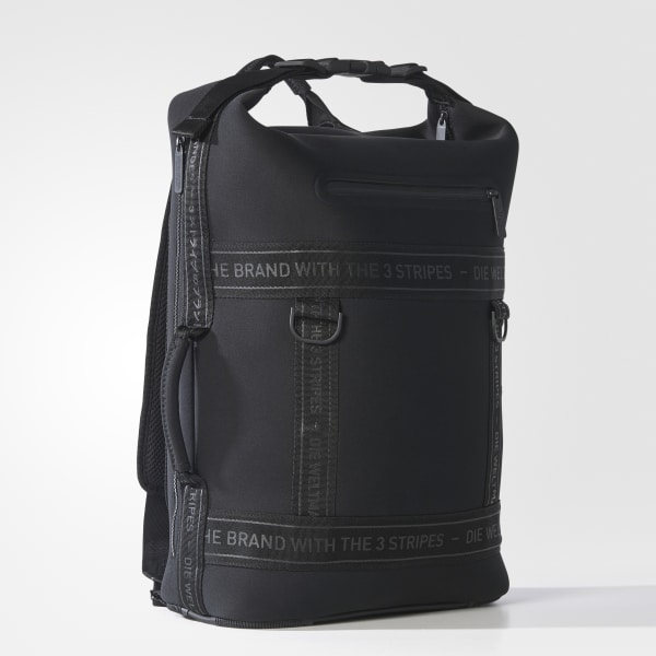 cd59f6d8d adidas Night Backpack - Black