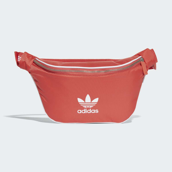 c00cb3513f59 adidas Waist Bag - Red
