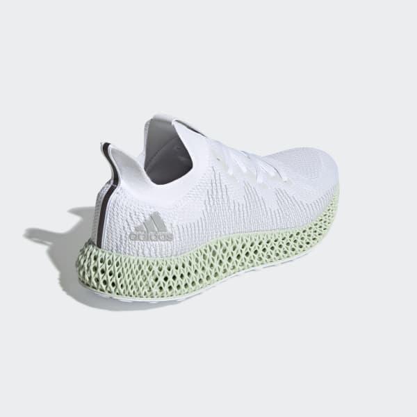 check out b42a8 757d8 adidas Alphaedge 4D Shoes - White  adidas US
