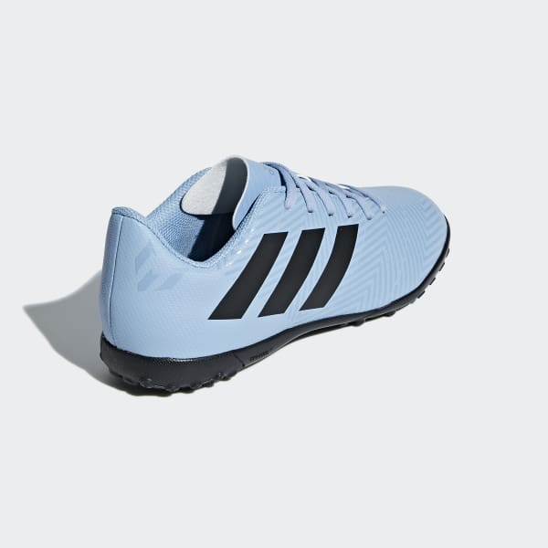 adidas Calzado de Fútbol NEMEZIZ MESSI TANGO 18.4 TF J - Blue ... 1c14e91279774