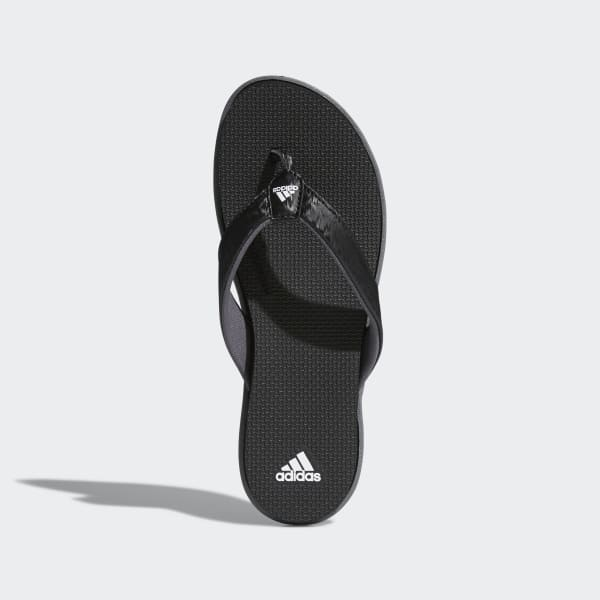 0907345e709 adidas Cloudfoam One Thong Sandals - Black