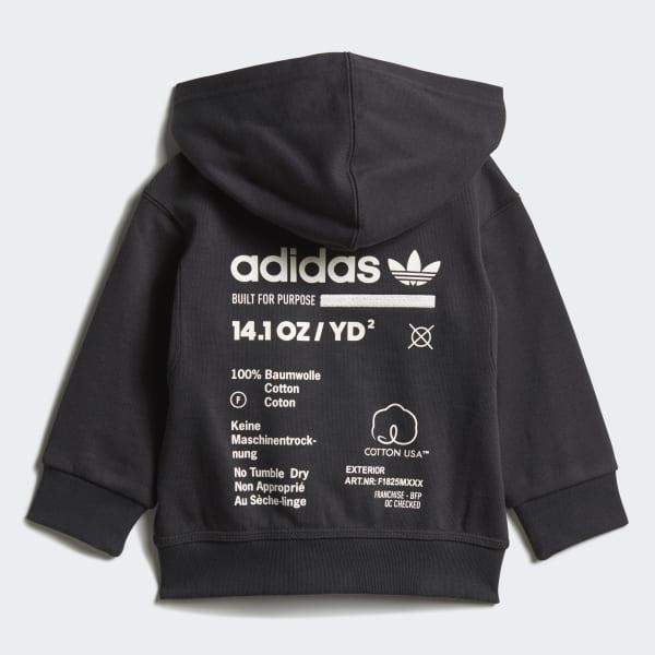 comprender pereza Demon Play  adidas Kaval Hoodie Set - Black   adidas Turkey