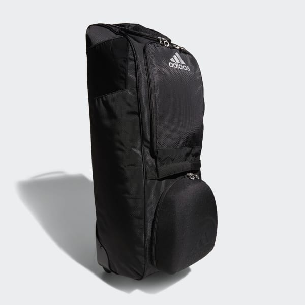 adidas Utility Wheeled Bat Bag - Black  9de8db7a1a11b
