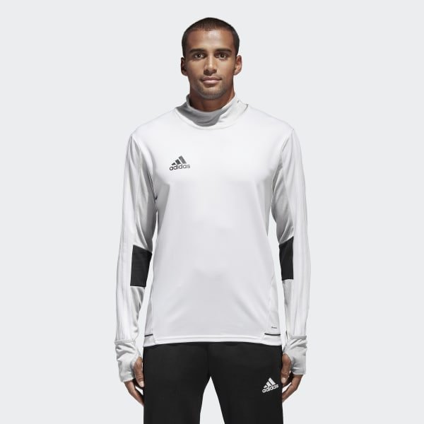 adidas Tiro 17 Training Shirt - Λευκό  265ff0daeea